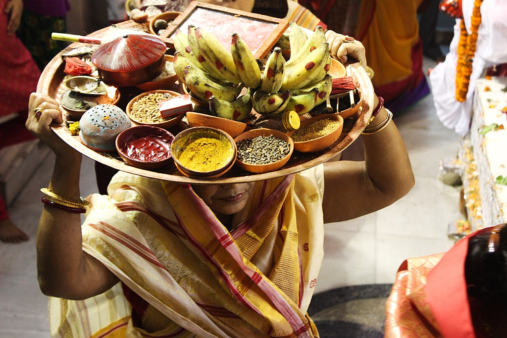 Many restaurants have Durga Puja special dishes on offer to please the Bengali babus and boudis of Chennai.