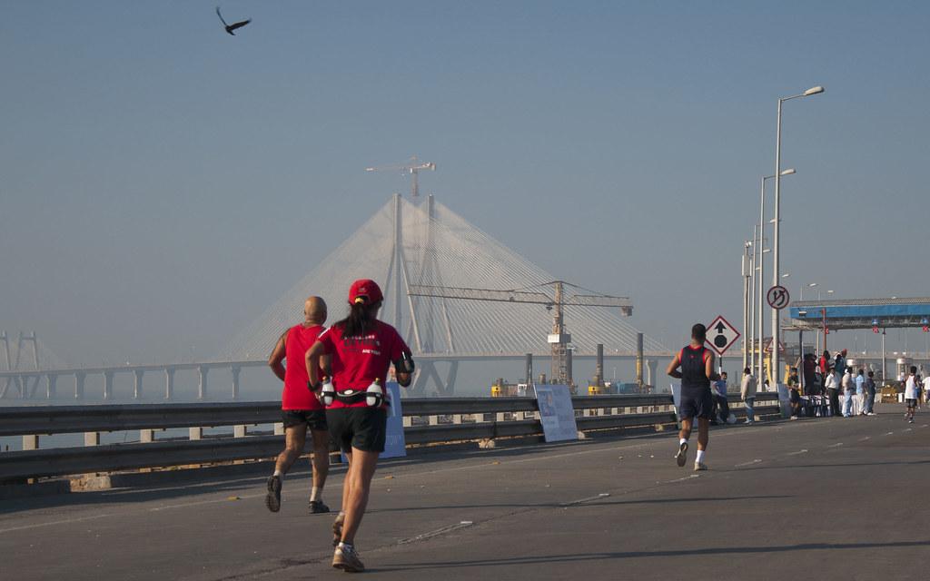 Mumbai Marathon - Pic for representational purposes only
